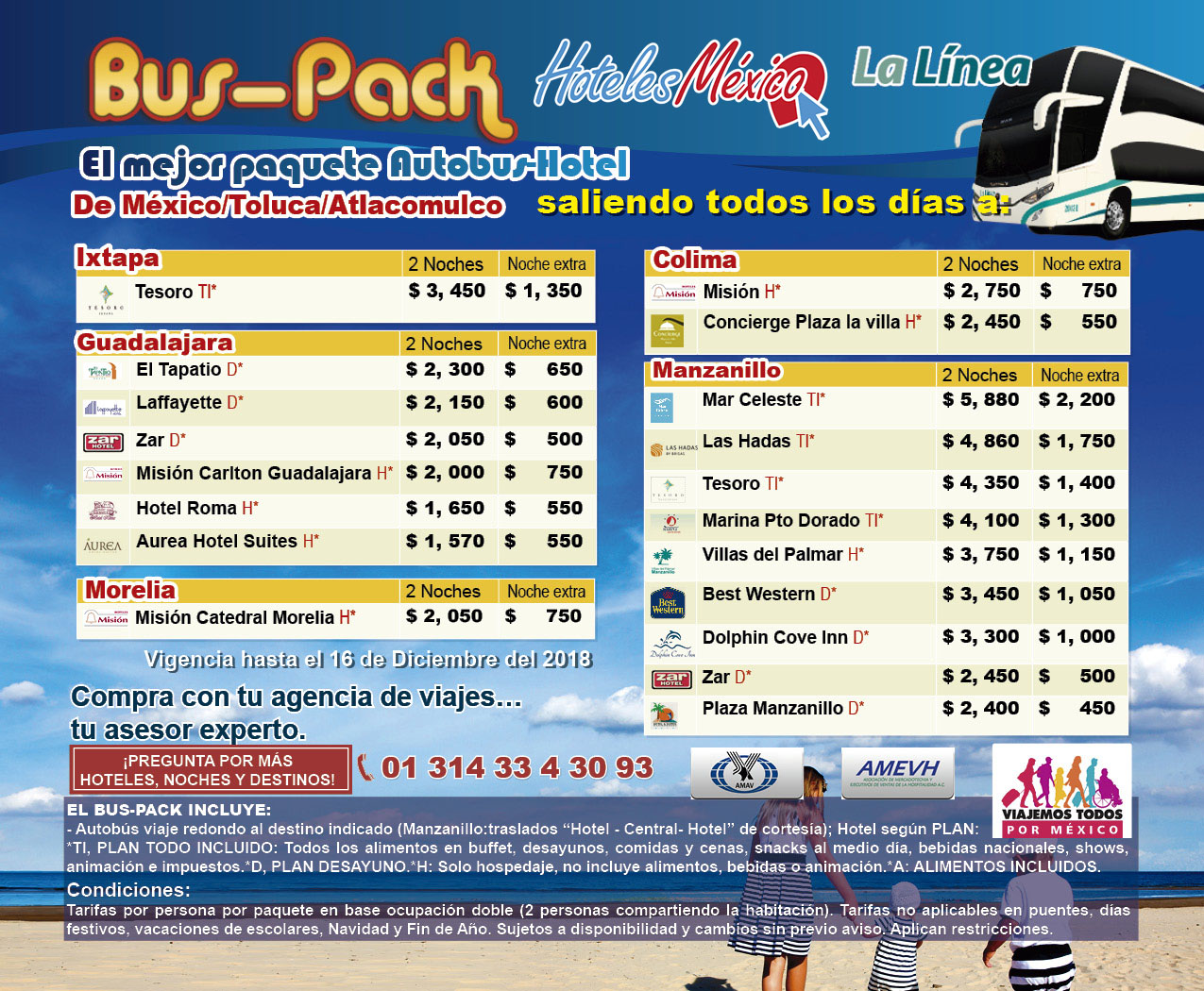 BusPack Guadalajara